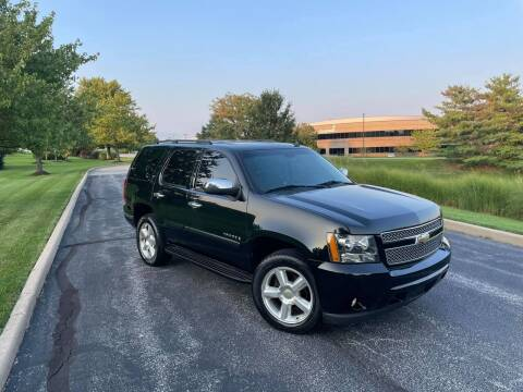 2008 Chevrolet Tahoe for sale at Q and A Motors in Saint Louis MO