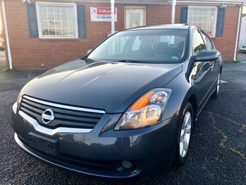 2008 Nissan Altima for sale at Carland Auto Sales INC. in Portsmouth VA