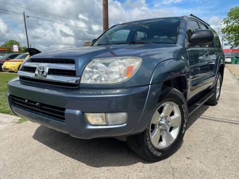 2005 Toyota 4Runner for sale at Cash Car Outlet in Mckinney TX