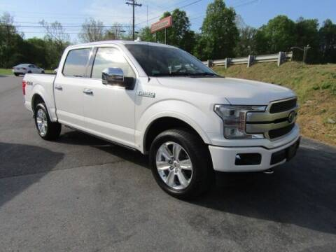 2019 Ford F-150 for sale at Specialty Car Company in North Wilkesboro NC