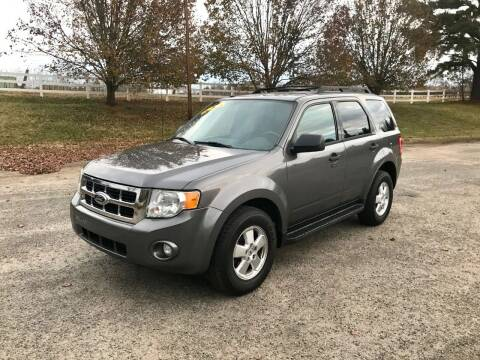 2011 Ford Escape for sale at 268 Auto Sales in Dobson NC