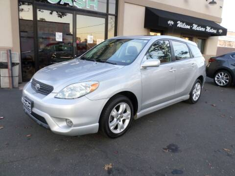 2007 Toyota Matrix for sale at Wilson-Maturo Motors in New Haven Ct CT