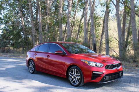 2019 Kia Forte for sale at Northwest Premier Auto Sales in West Richland WA