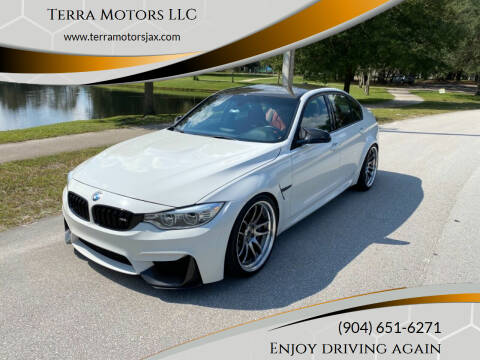 2015 BMW M3 for sale at Terra Motors LLC in Jacksonville FL