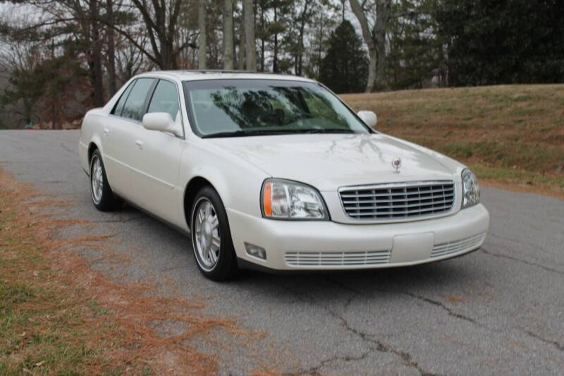 2003 Cadillac DeVille for sale at KEEN AUTOMOTIVE in Clarksville TN