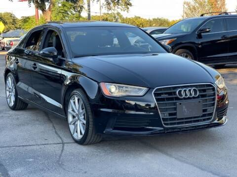 2016 Audi A3 for sale at AWESOME CARS LLC in Austin TX