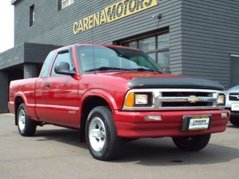 1997 Chevrolet S-10 for sale at Carena Motors in Twinsburg OH