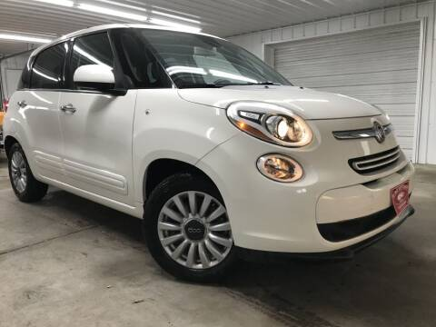 2017 FIAT 500L for sale at Hi-Way Auto Sales in Pease MN
