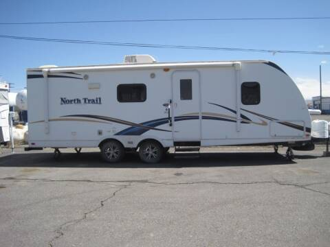 2012 HEARTLAND NORTH TRAIL 2012 22FBS 29 FOOT for sale at Pollard Brothers Motors in Montrose CO