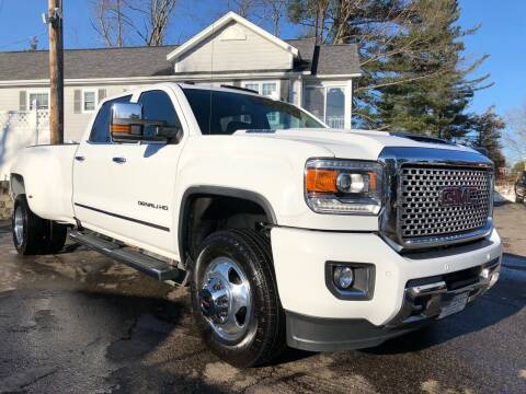 2017 GMC Sierra 3500HD for sale at Langlois Auto and Truck LLC in Kingston NH