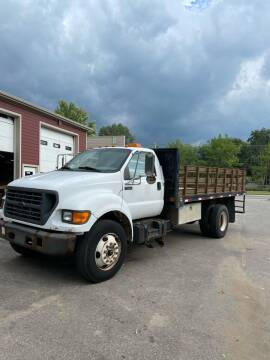 2000 Ford F-650 Super Duty for sale at Station 45 Auto Sales Inc in Allendale MI