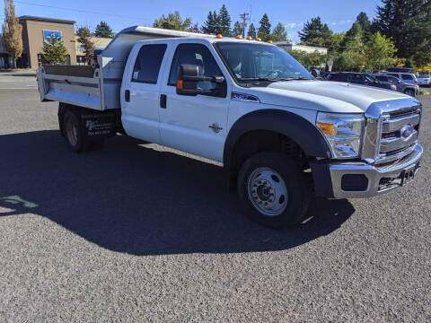 2014 Ford F-450 Super Duty for sale at Teddy Bear Auto Sales Inc in Portland OR