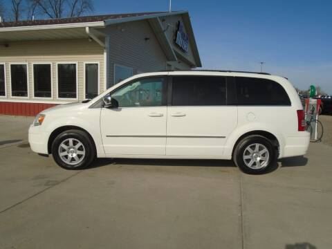 2010 Chrysler Town and Country for sale at Milaca Motors in Milaca MN