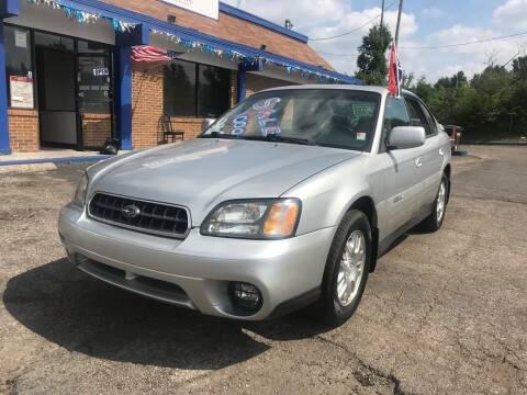 2004 Subaru Legacy for sale at Duke Automotive Group in Cincinnati OH