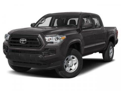 2020 Toyota Tacoma for sale at SCOTT EVANS CHRYSLER DODGE in Carrollton GA