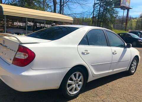 2004 Toyota Camry for sale at Cutiva Cars in Gastonia NC
