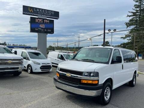 2020 Chevrolet Express Passenger for sale at Lakeside Auto in Lynnwood WA
