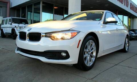 2016 BMW 3 Series for sale at Pars Auto Sales Inc in Stone Mountain GA