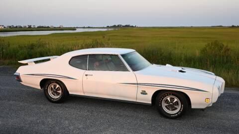 1970 Pontiac GTO for sale at McQueen Classics in Lewes DE