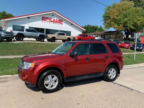 2012 Ford Escape for sale at Efkamp Auto Sales LLC in Des Moines IA