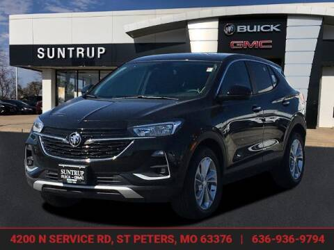 2021 Buick Encore GX for sale at SUNTRUP BUICK GMC in Saint Peters MO