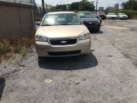 2006 Chevrolet Malibu for sale at Credit Connection Auto Sales Inc. HARRISBURG in Harrisburg PA