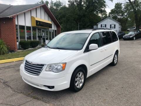 2010 Chrysler Town and Country for sale at Bronco Auto in Kalamazoo MI