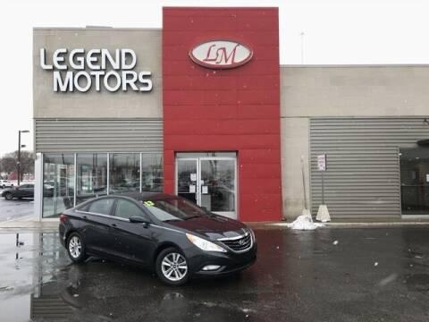 2013 Hyundai Sonata for sale at Legend Motors of Waterford - Legend Motors of Ferndale in Ferndale MI