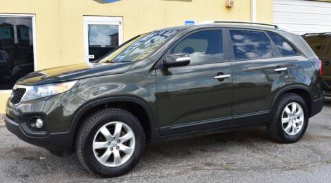 2013 Kia Sorento for sale at Buy Here Pay Here Lawton.com in Lawton OK