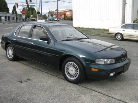 1994 Infiniti J30 for sale at UNIVERSITY MOTORSPORTS in Seattle WA