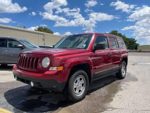 2012 Jeep Patriot for sale at Top Gun Auto Sales, LLC in Albuquerque NM