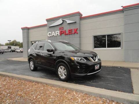 2016 Nissan Rogue for sale at KC Carplex in Grandview MO