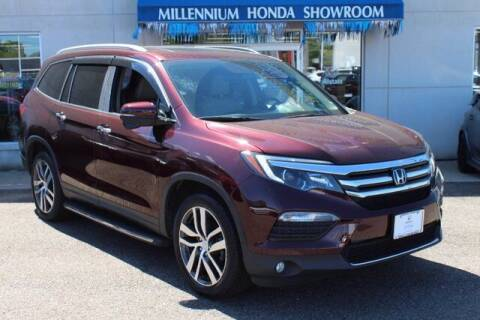 2017 Honda Pilot for sale at MILLENNIUM HONDA in Hempstead NY