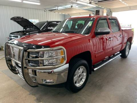 2012 Chevrolet Silverado 1500 for sale at Bennett Motors, Inc. in Mayfield KY