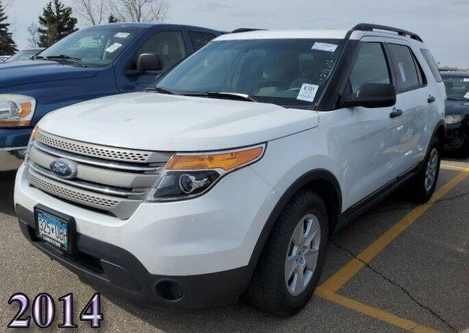 2014 Ford Explorer for sale at Rochester Auto Mall in Rochester MN