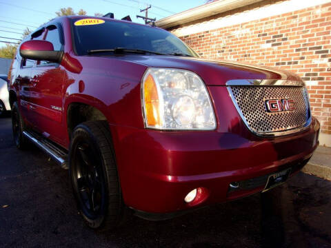 2007 GMC Yukon for sale at Certified Motorcars LLC in Franklin NH