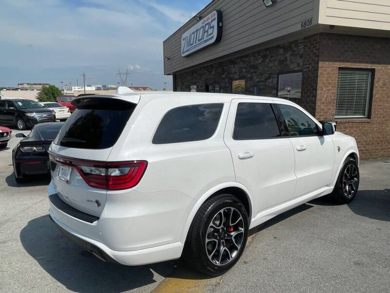 2021 Dodge Durango for sale at Z Motors in Chattanooga TN