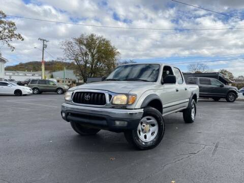 2004 Toyota Tacoma for sale at Auto Credit Group in Nashville TN
