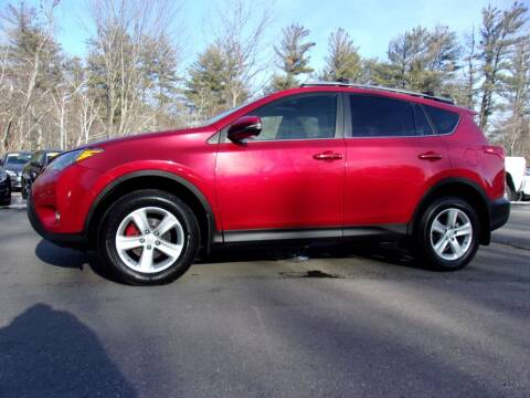 2013 Toyota RAV4 for sale at Mark's Discount Truck & Auto Sales in Londonderry NH