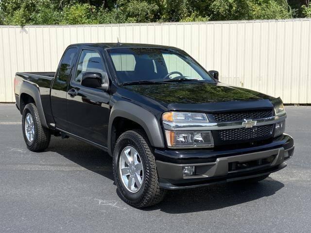 2010 Chevrolet Colorado for sale at Miller Auto Sales in Saint Louis MI