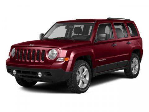 2014 Jeep Patriot for sale at Stephen Wade Pre-Owned Supercenter in Saint George UT