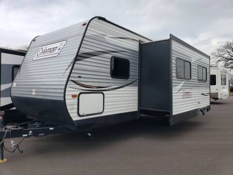2017 Keystone Coleman 295QBS for sale at Ultimate RV in White Settlement TX