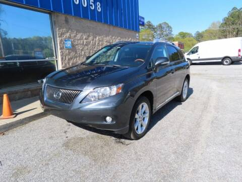 2011 Lexus RX 350 for sale at Southern Auto Solutions - 1st Choice Autos in Marietta GA