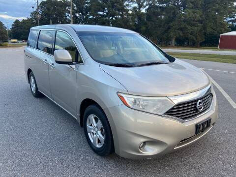 2012 Nissan Quest for sale at Carprime Outlet LLC in Angier NC