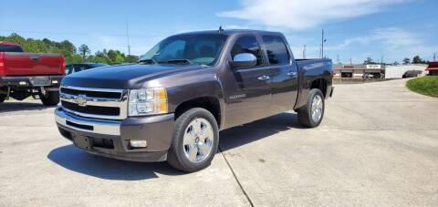 2011 Chevrolet Silverado 1500 for sale at WHOLESALE AUTO GROUP in Mobile AL