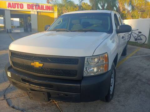 2012 Chevrolet Silverado 1500 for sale at Autos by Tom in Largo FL