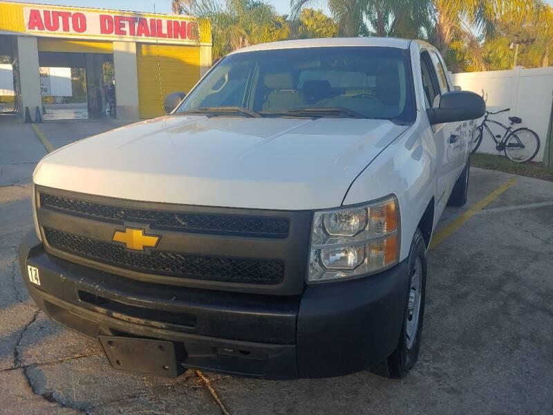 2012 Chevrolet Silverado 1500 for sale at Autos by Tom in Largo FL
