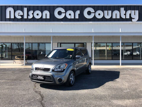 2013 Kia Soul for sale at Nelson Car Country in Bixby OK