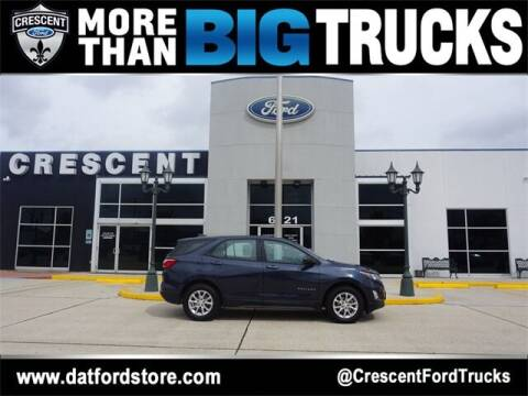 2018 Chevrolet Equinox for sale at Crescent Ford in Harahan LA