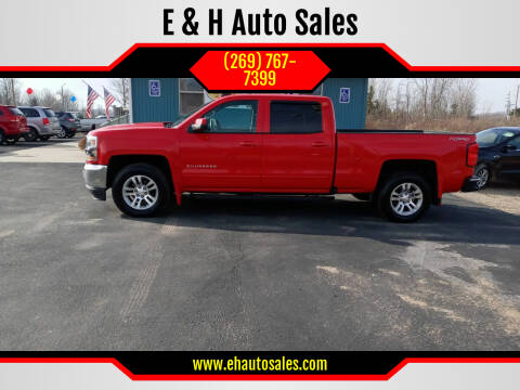 2016 Chevrolet Silverado 1500 for sale at E & H Auto Sales in South Haven MI